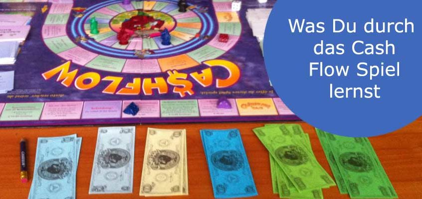 Cash Flow Spiel