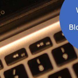 Die tägliche Bloggerroutine