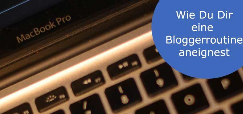 Bloggerroutine
