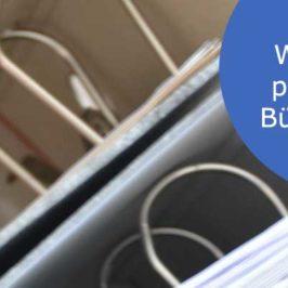 Papierloses Buero: Tipps zur Digitalisierung Deines Büros