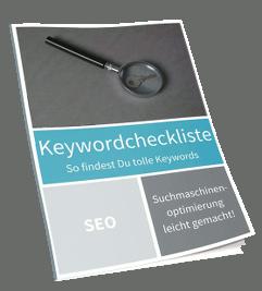 Cover Keywordcheckliste