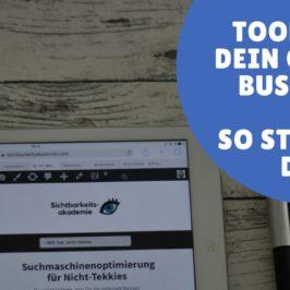 Welche Tools brauchst Du für Dein Online Business?