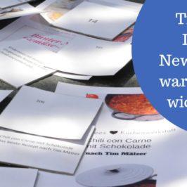Newsletter – Wieso Du Newsletter regelmäßig schreiben solltest!