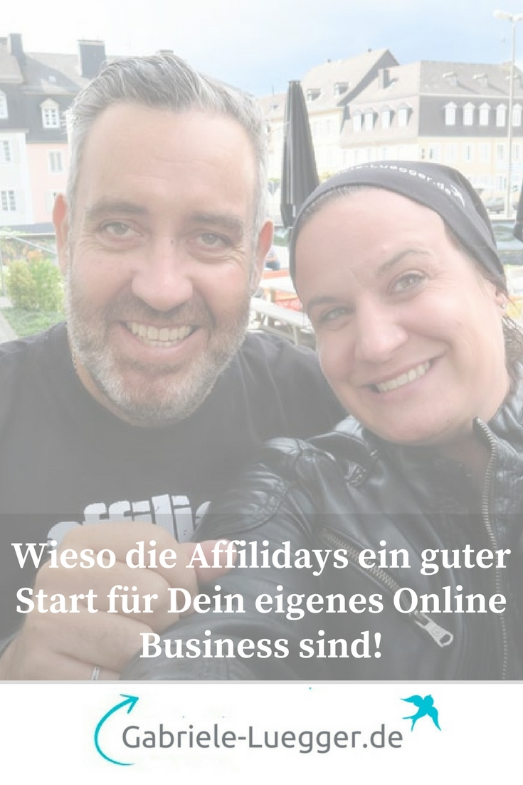 Internet Marketing mit Affilidays