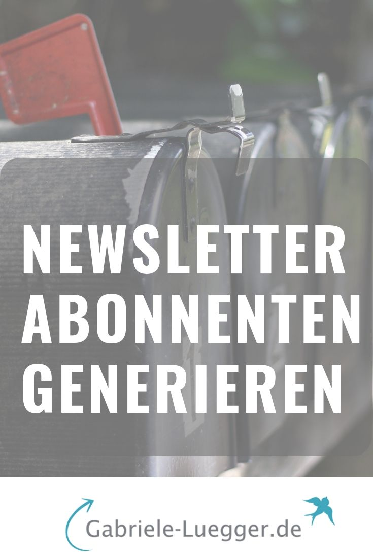 Newsletterabonnenten
