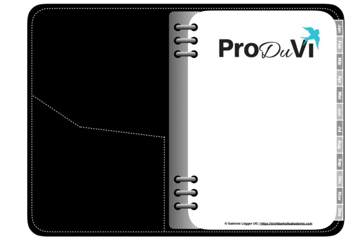 ProDuVi Kalender 2021 | Dein digitaler Kalender